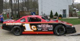 Dirt Street Stock Numbers and Decals