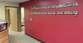 Company Mission Statement Wall Graphics