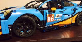 5th Scale Model Porsche Graphics