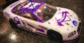 Remember Hannah RC decals