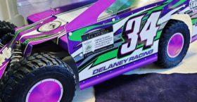 Delaney Racing Mudboss Wrap