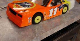Losi Mini McAllister Monte 17 Wrap
