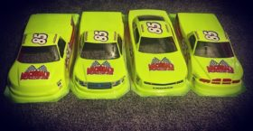 Pancar Custom Decals and Paint